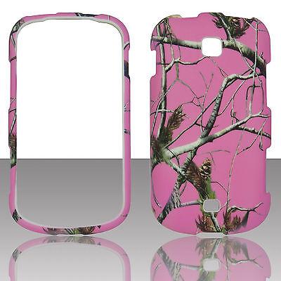 Pink Camo Conifer Samsung Stellar Galaxy i200 Case Cover Hard   Protector (Samsung Galaxy Stellar Hard Case)
