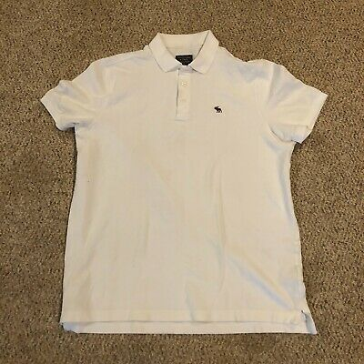 Abercrombie & fitch Rugby Polo Shirt Size XXL!!