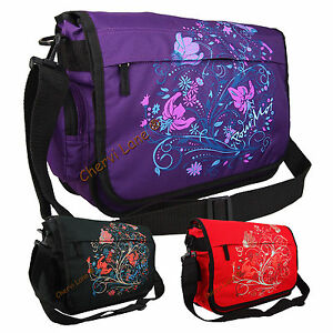 Beautiful XD3 Woman Messenger Bag Cross Body Bag School Bag Saddle PU Leather