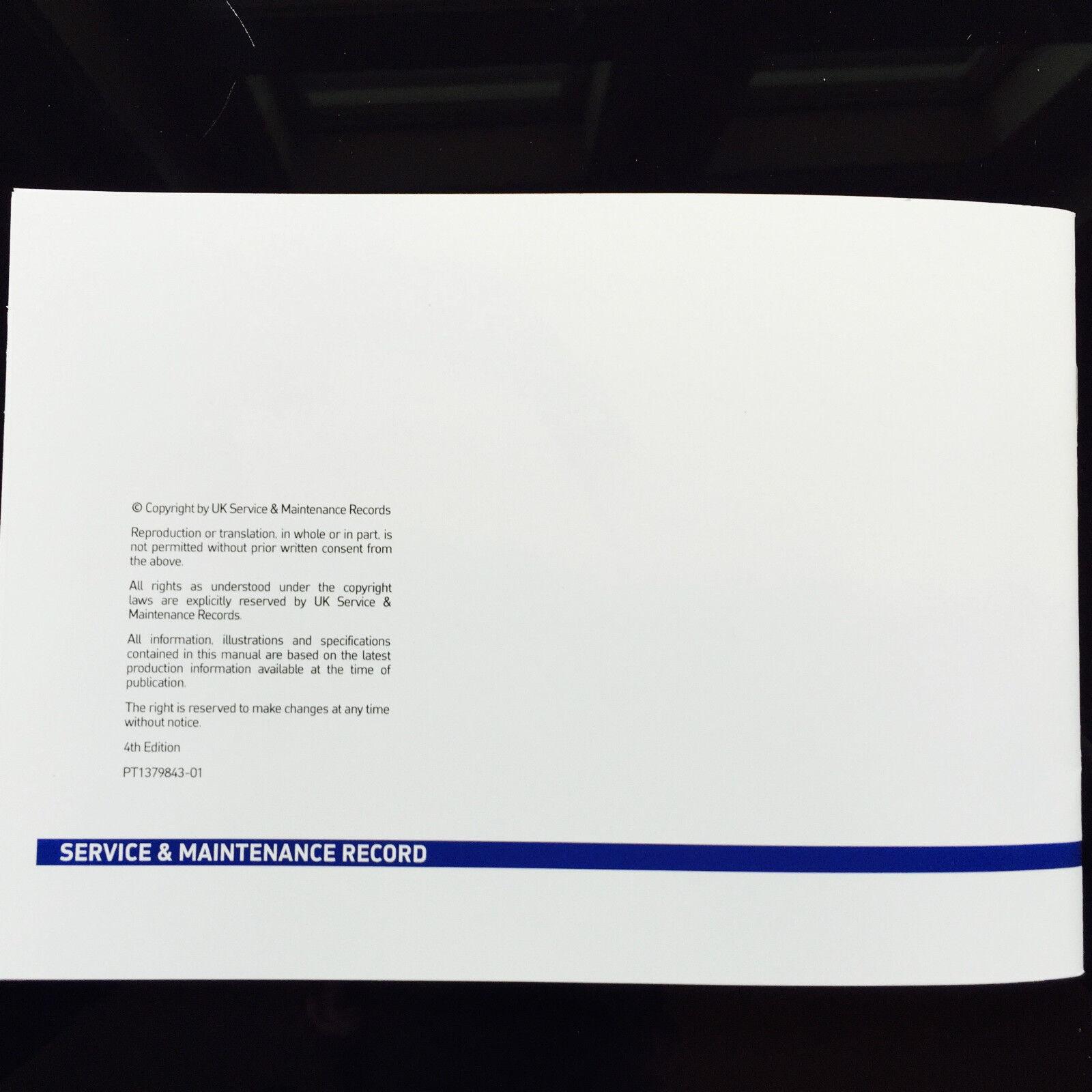 Alfa Romeo Brera Service Book History Maintenance Record New 159 Workshop Manual Download 6 Of See More