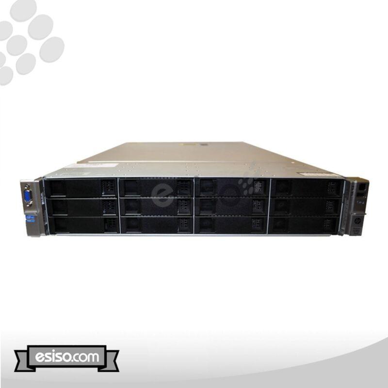 669257-b21 Hp Proliant Dl380e Gen8 12 Lff Barebone Cto Dual Psu