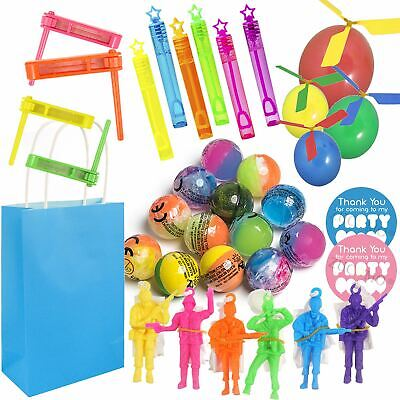 Party Bag Toys For Boys (Pre Filled Party Bags Kids Party Loot Bag Toys Favours For Boys)