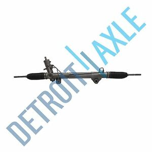 Complete Power Steering Rack and Pinion 2000 - 2004 Dodge Dakota Durango 4WD