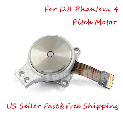 Original Genuine Gimbal Pitch Motor Repair Parts for DJI Phantom 4 Drone