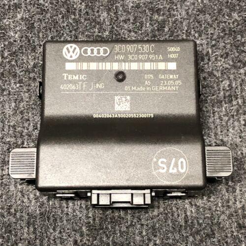 3C0907530C Diagnose Interface Dabenbus Gateway VW Passat 3C B6 Temic Original