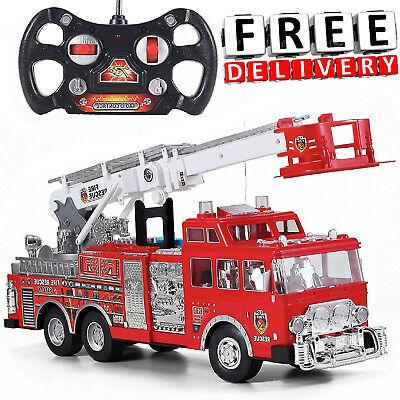Fire Truck Remote Control 13