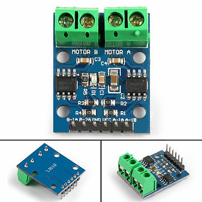 L9110s H-bridge Stepper Motor Dual Dc Motor Driver Controller Board For Arduino