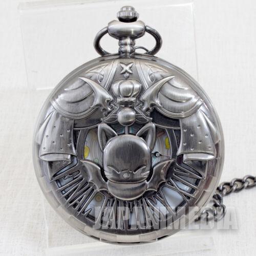 RARE! Final Fantasy XIV Pocket Watch Moogle Taito JAPAN SUARE ENIX