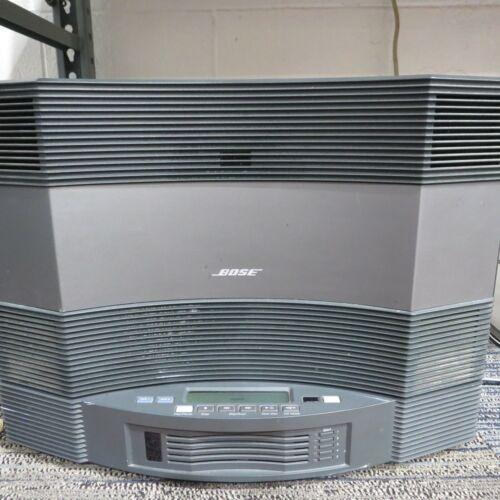 Bose Acoustic Wave Music System Model CD-3000 w/Bose 5 Disc CD Changer--(C29)