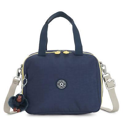 Kipling Miyo Lunch Bag Blue Thunder