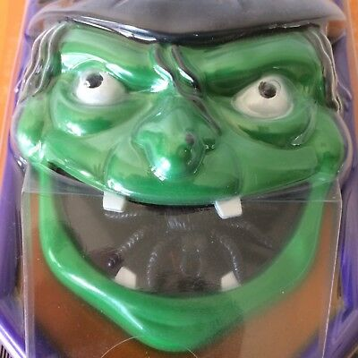 Halloween Green Witch Spooky Doorbell Spooky Voice Sound Effects Light Up Eyes  ](Halloween Doorbell Sound Effect)