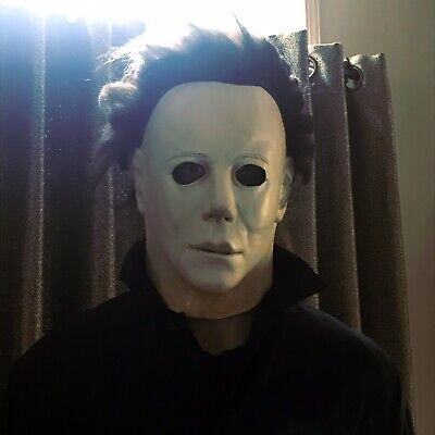 LIFE SIZE Michael Meyers Halloween 1978 movie prop statue mask horror figure