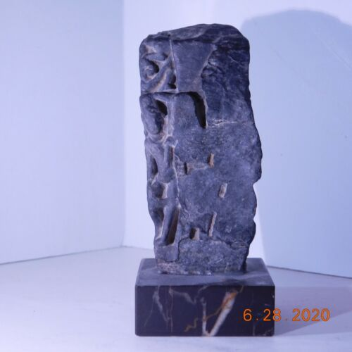 Southeast Asian Hard Stone FIGURAL CARVING  TIBET