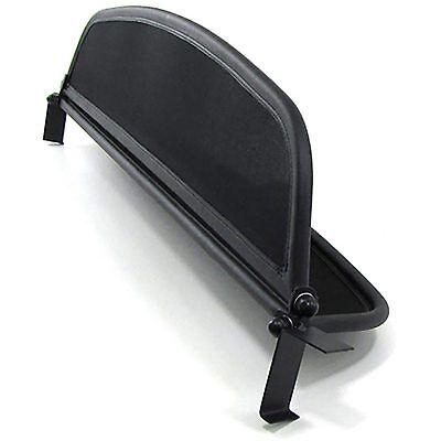 Windschott schwarz für Mercedes SL R230 01-12