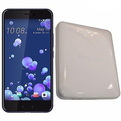 BNIB HTC U11 128GB Sapphire Blue Single-SIM Android Factory Unlocked 4G Simfree