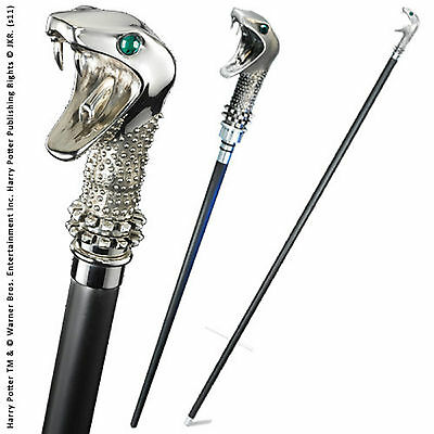 Harry Potter Lucius Malfoy Walking Stick And Wand Malfoy's Cane Noble Film Prop