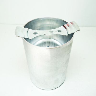 Seamless Aluminum Pillar Mold & Wick Centering Device, Candle Making Molds