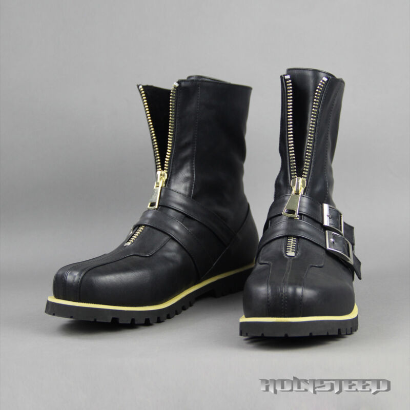 Devil May Cry 3 Dante Cosplay Shoes Boots