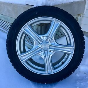 Blizzak Winter Tires & Rims 195/55/R16