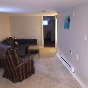 Cozy 1 bedroom apartment for rent.