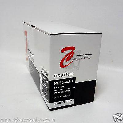 Dell Toner Clinic Itcdt2330 High Yield Laser Black Toner ...