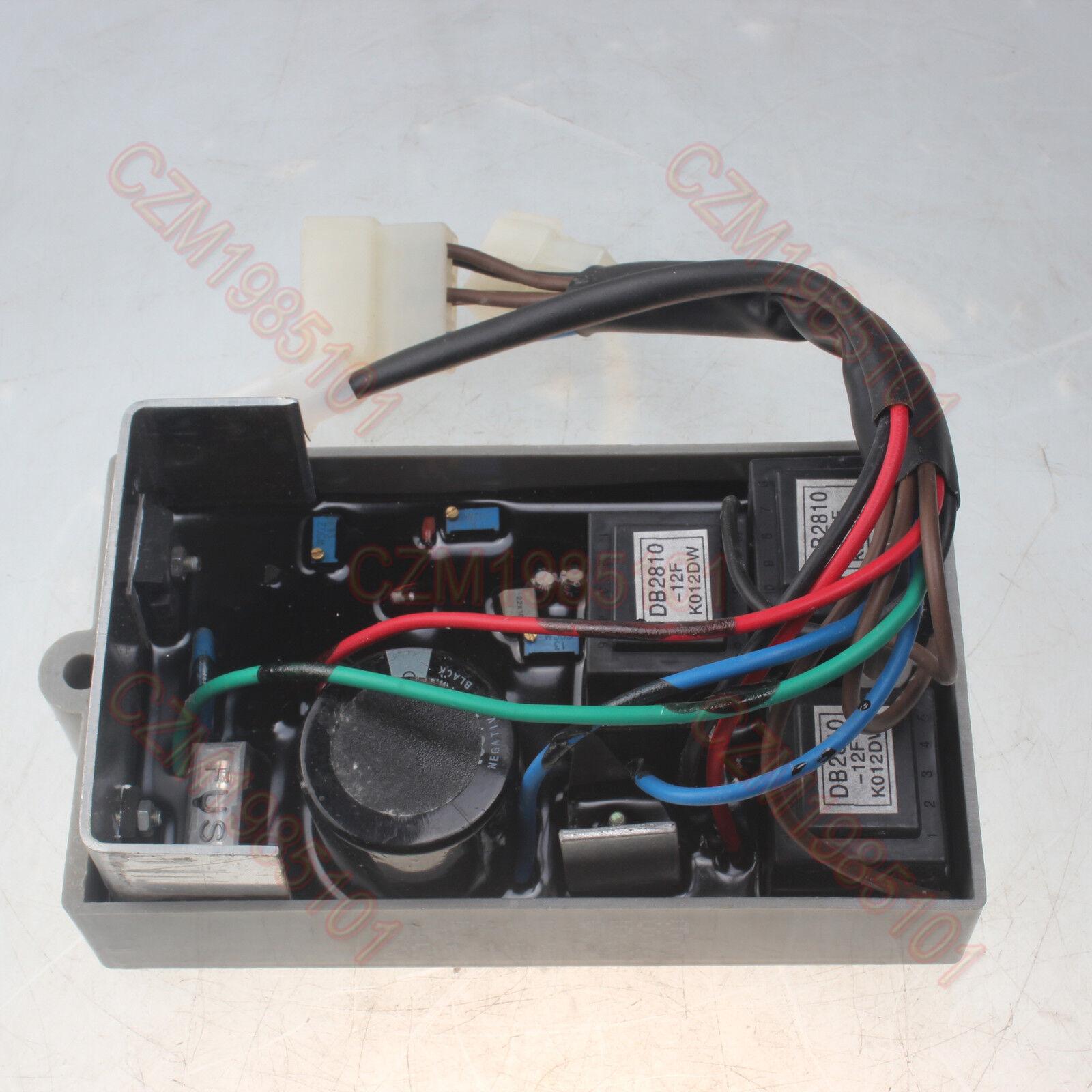 Voltage Regulator AVR KI DAVR 95S3 For KIPOR 3 Phase Diesel
