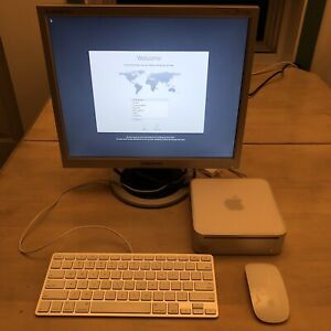 "Apple Mac Mini ""Core 2 Duo"" 2.26 Stock (Early 2009)"