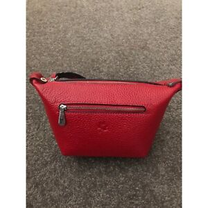 Leather makeup bag Box Hill North Whitehorse Area Preview
