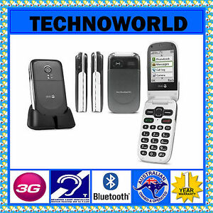 SENIORS DORO PHONEEASY 623 UPDATE 615+3G+CAMERA+EASY TO USE+BIG BUTTON+BLUETOOTH