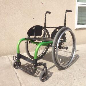 Tsunami Rigid wheelchair