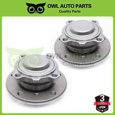 2 Front Wheel Bearing Hub Set for BMW 330i 335i 328i 325i 323i 135i 128i 513254