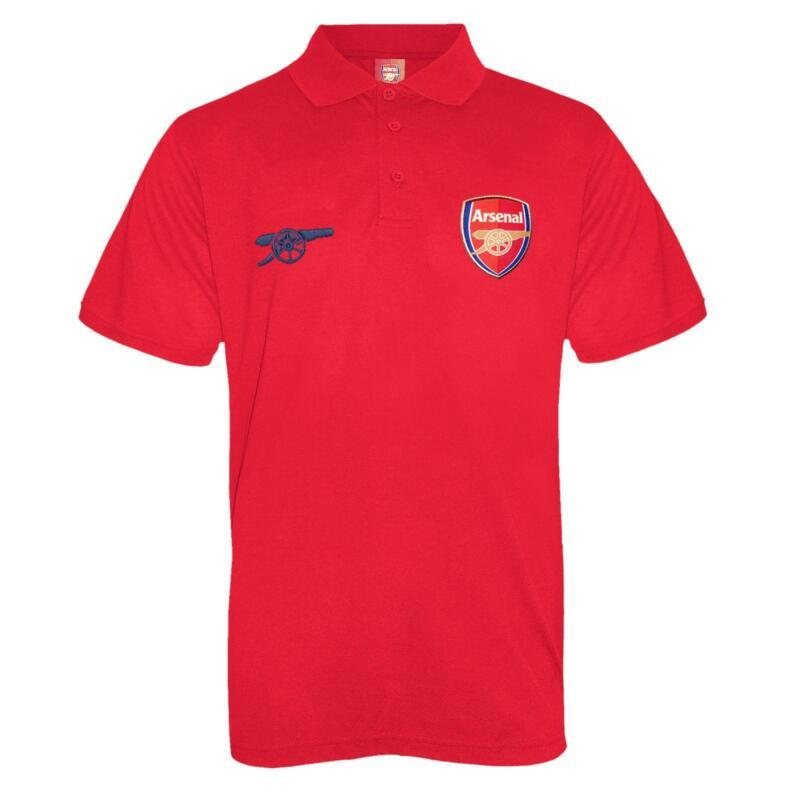arsenal polo shirt ebay