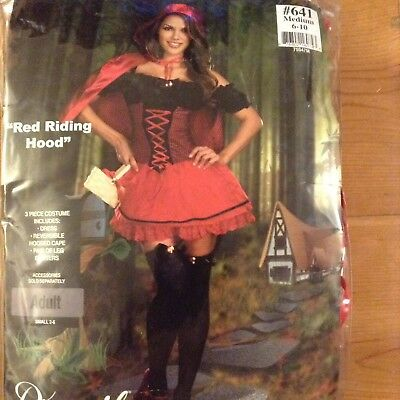 Little Red Riding Hood Costume Adult (Little Red Riding Hood Women Adult)