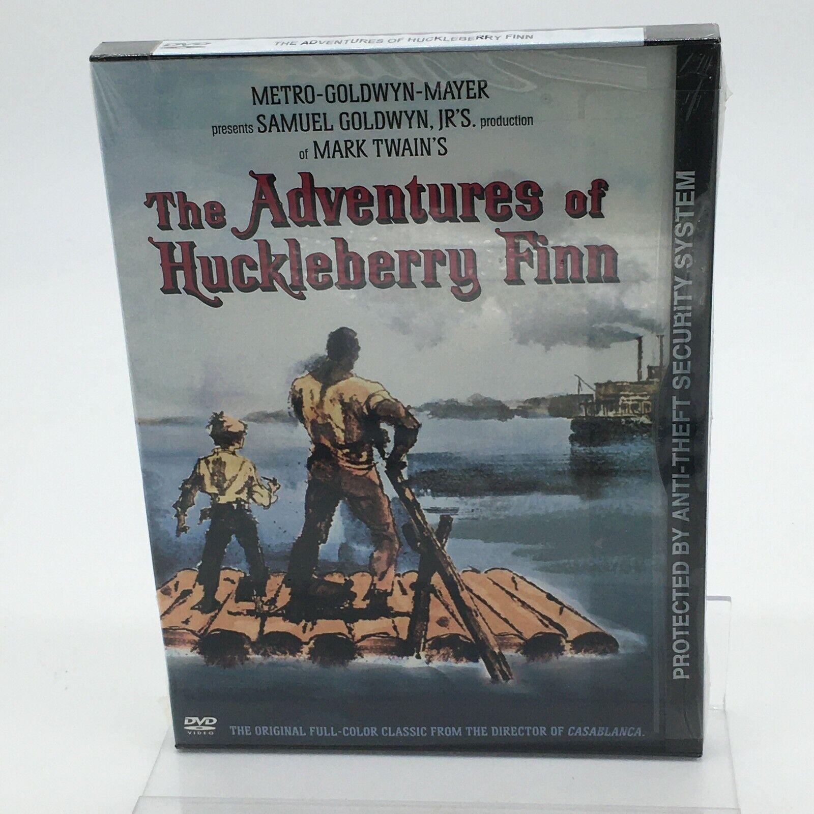 The Adventures Of Huckleberry Finn DVD, 2003 Region 1 New RARE SNAPCASE SEALED - $16.99