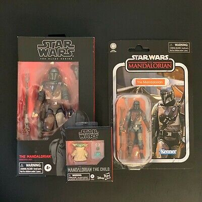 Star Wars Black Series The Mandalorian 94, Child; Vintage Collection VC166 NEW