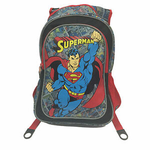 Superman Junior  Backpack / School Bag / Rucksack