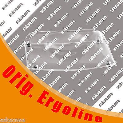 Kopfpolster Kopfstütze uv-durchlässig von Ergoline für Solarium Sonnenbank 5x