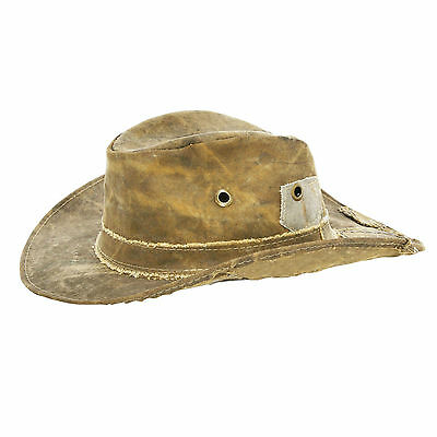 - The Real Deal Brazil Recycled Tarp Hat Pretty Ugly Adventure Hat Zombie Land
