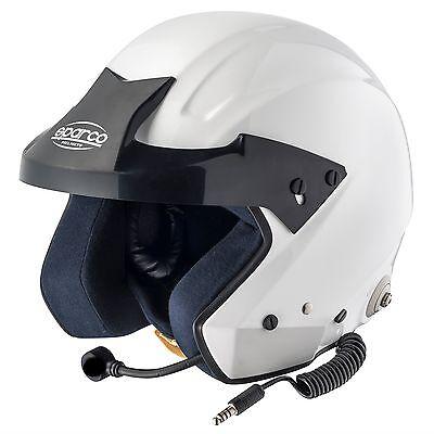 Sparco Pro-Ji Helm, FIA, SNELL, Sturzhelm, Helmet, Motorsport, Rallye, Racing