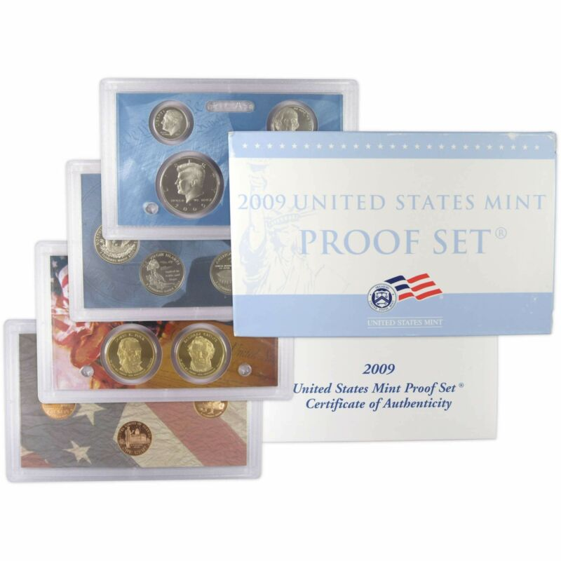 2009-S U.S. Mint Proof Set