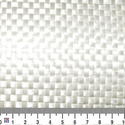 SALE: 10 m² GLASFASERGEWEBE 580 g/m² ROVING GFK GLASFASER