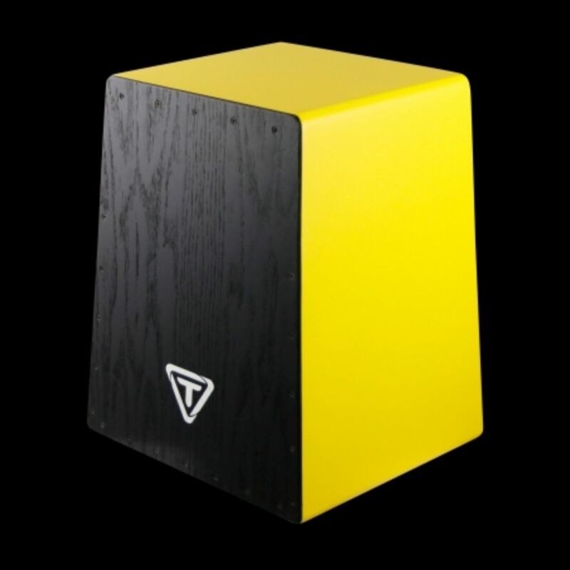 Tycoon Vertex Series Cajon – Canary Burst