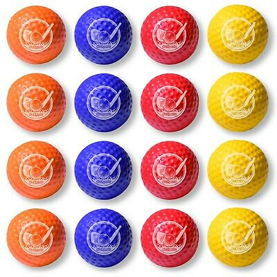 GoSports Foam Golf Practice Balls - 16 Pack   Limited Flight