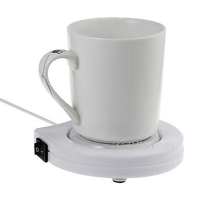 USB riscaldamento accessori ELETTRICO DRINK SCALDINO tè caffè RAPIDO Mug BEVANDA