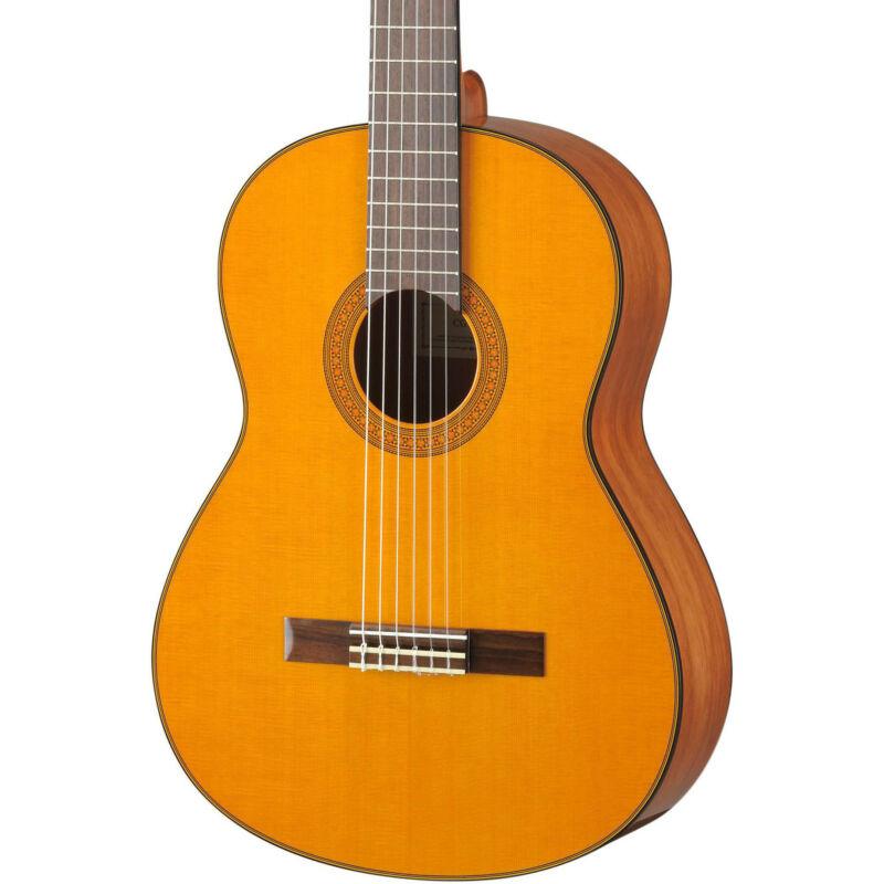 Yamaha CG142CH Classical Guitar Solid Cedar Top Natural