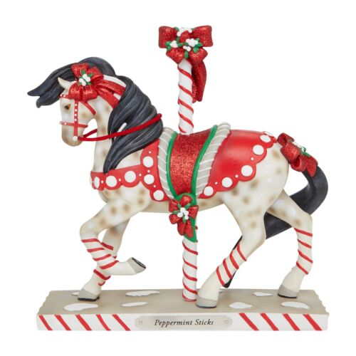 """Trail of The Painted Ponies """"Peppermint Sticks"""" Figurine  NEW 2020"""
