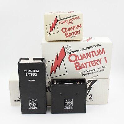 Главные вспышки Quantum Battery 1 &
