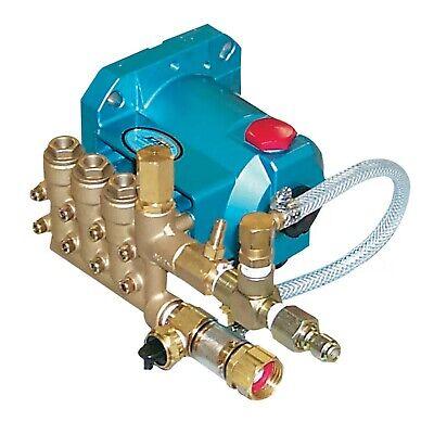 Cat 4dnx25gsi Pressure Washer Pump 2850 Psi - 2.5 Gpm - 5 To 6.5 Hp - 34 Shaft