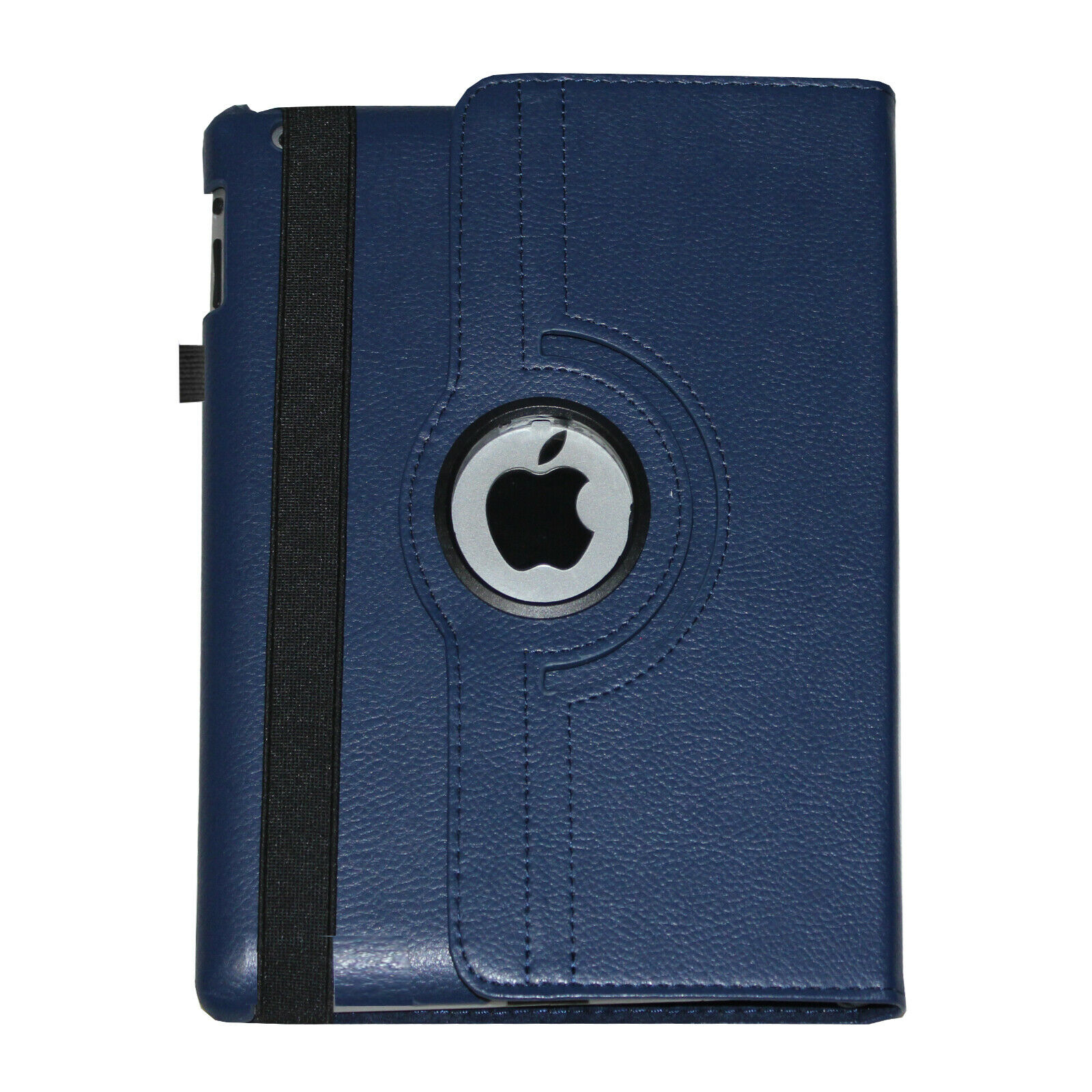 For iPad 10.2 2019 7th Generation 360 Rotating Leather Smart Stand Case Cover