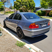 BMW 318i Automatic 4cyl sedan Paradise Campbelltown Area Preview
